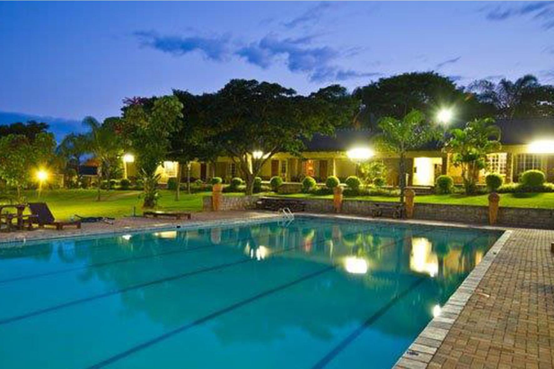 Ingwenyama pool