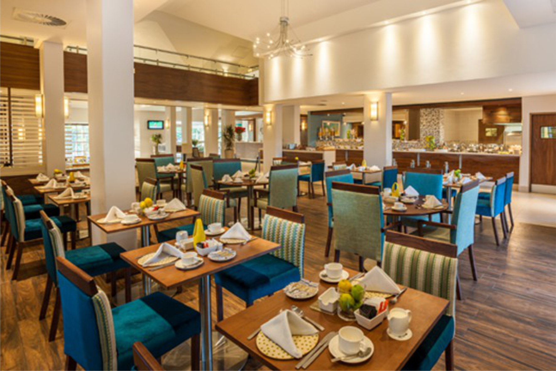 Town Lodge dining